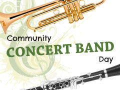 Community Concert Band Day - Peterborough, ON