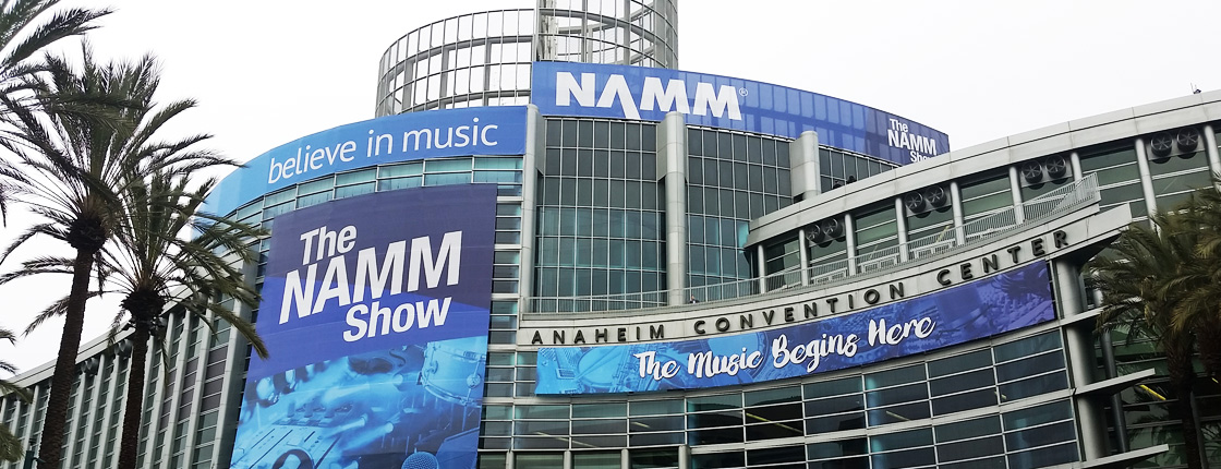 New at NAMM: Exclusive Gear Videos (Day 1)