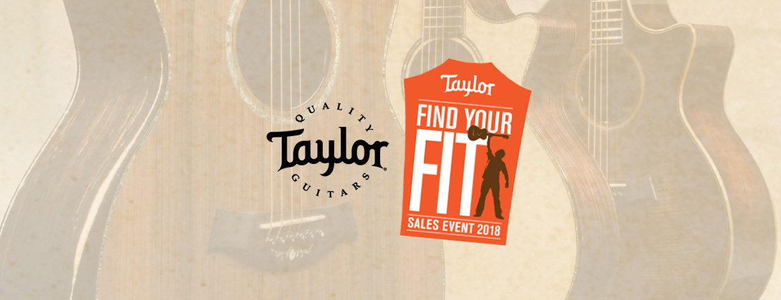 Taylor Guitars New Model Showcase Event