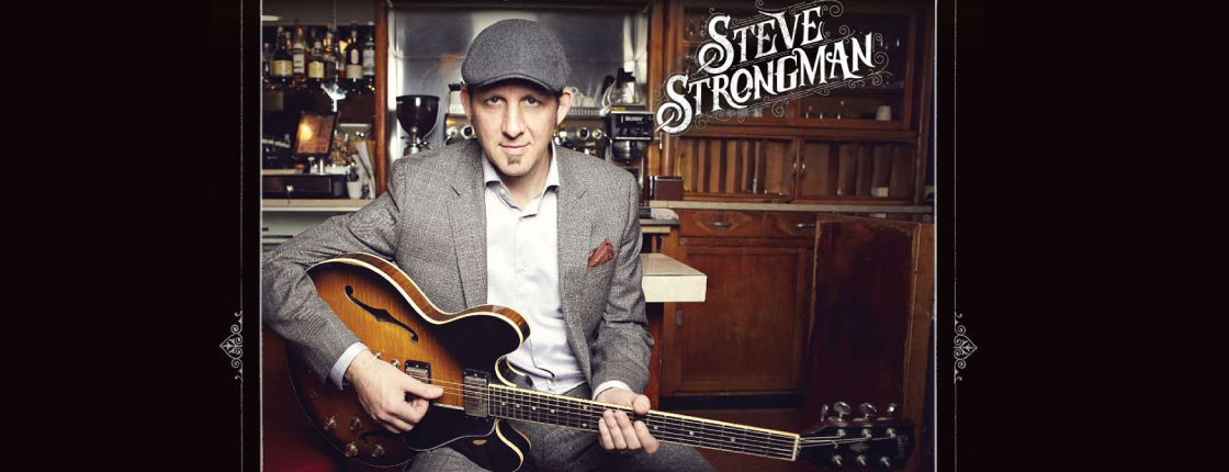 An Evening with the Gibson ES-335 Featuring Steve Strongman - Mississauga, ON