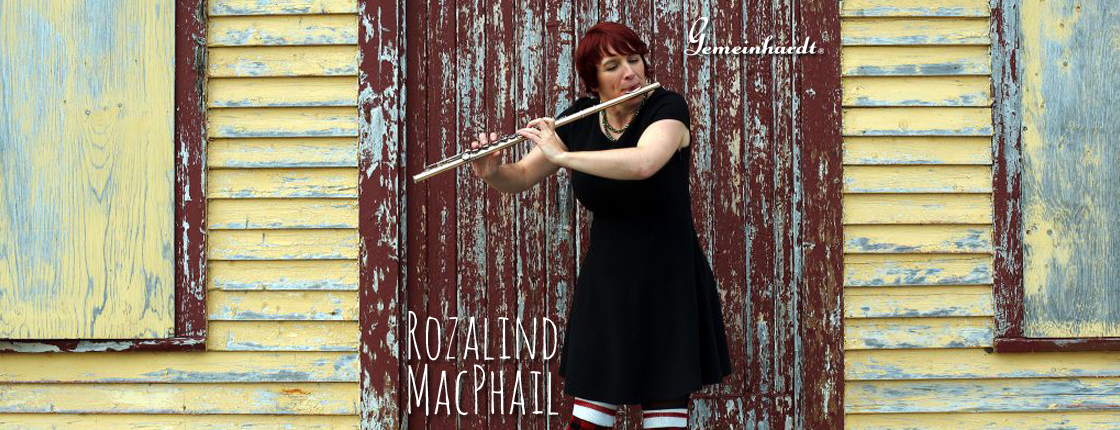 "Learn How to Loop with Rozalind ""Flute Loops"" MacPhail - Various Locations"