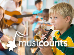 MusiCounts TD Community Music Program