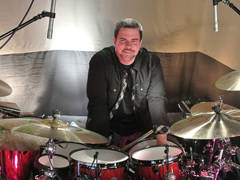 Join Drummer Russ Miller for an Evening of Groove - Langley, B.C.