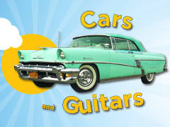 10th Annual Cars 'n Guitars Show - Saskatoon, SK