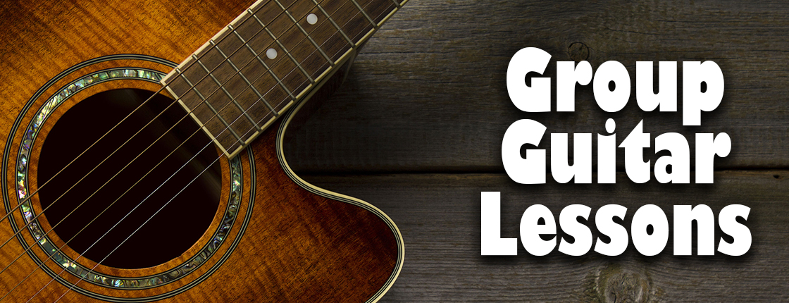 Group Guitar Lessons - Toronto, ON