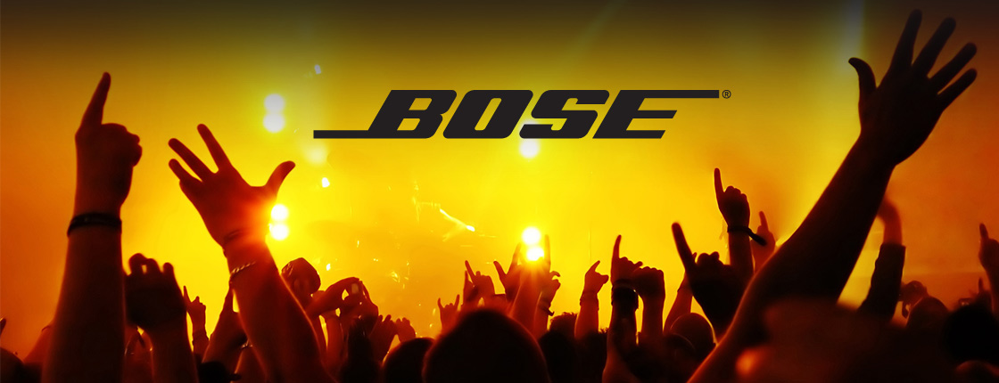 January is Bose Rental Month! - All Locations
