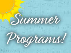Calgary East Summer Programs!