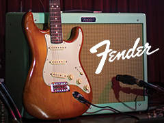 August is Fender Month! - All Locations