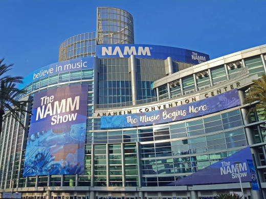NEW AT NAMM 2020