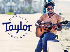 March Financing with Taylor Guitars