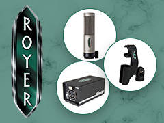 Enter to Win a Royer Prize Pack!