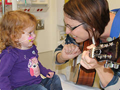 Long & McQuade's 14th Annual Music Therapy Fundraising Drive