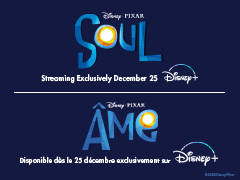 Disney and Pixar's Soul Contest: You Could Win* with Long & McQuade! - All Locations