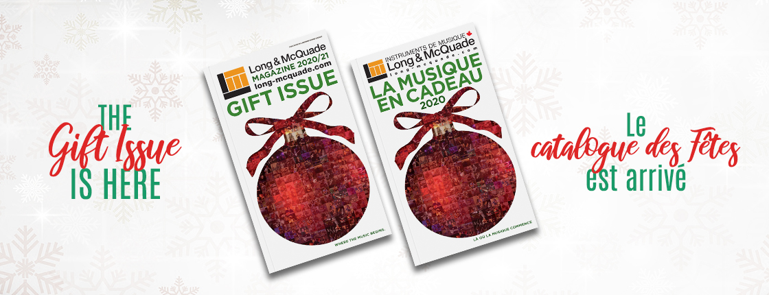 Celebrate the Season at Long & McQuade!