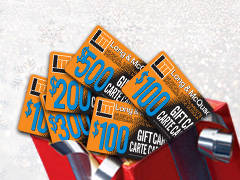 Boxing Week Gift Card Giveaway