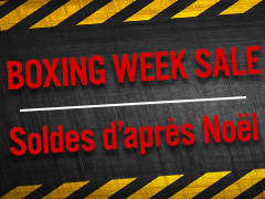 Boxing Week 2020