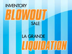 Our Inventory Blowout Sale is Back!