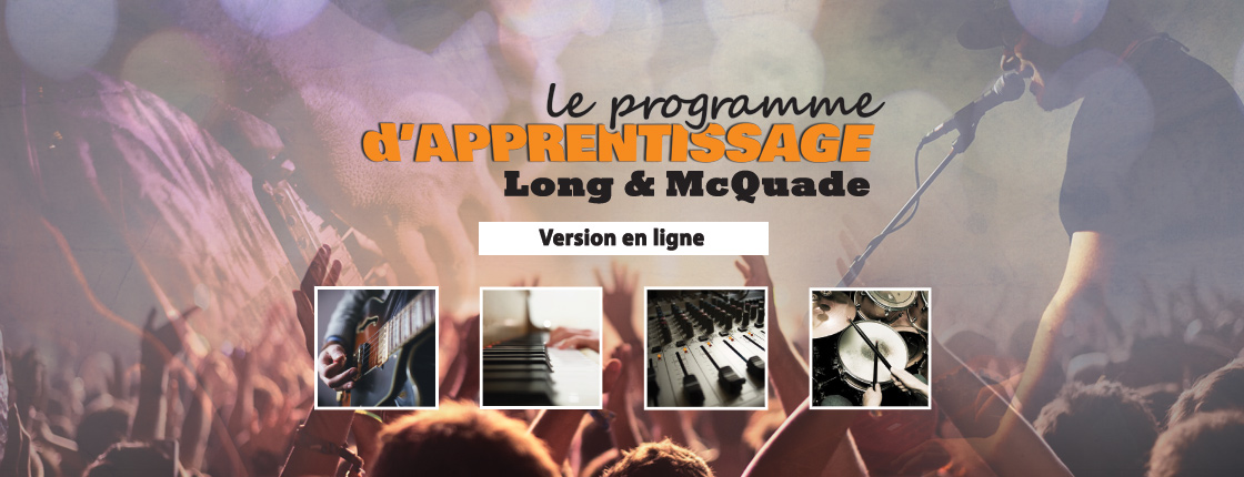 Long & McQuade Learning Series - Virtual French Edition!