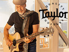 March 0% Financing with Taylor Guitars