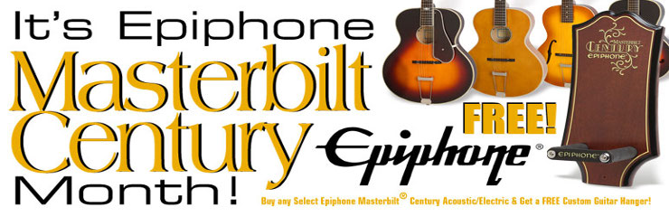 Epiphone September 2016