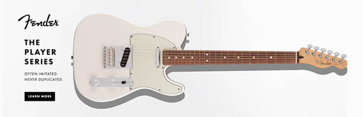 Fender Player Series!