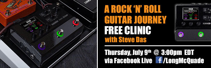 FacebookLive Clinic Series