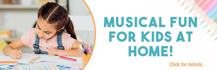 Musical Fun for Kids at Home!