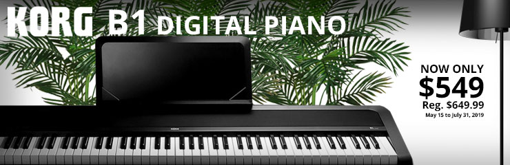 Korg B1 Digital Piano - Special Pricing!