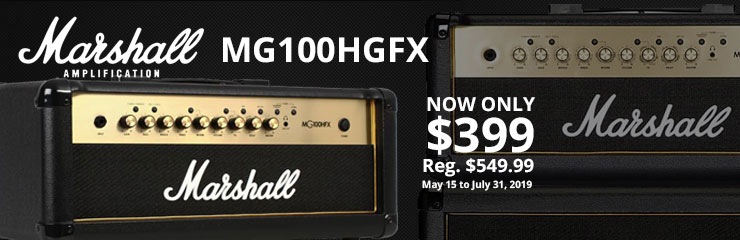 Marshall MG100HGFX - Special Pricing!