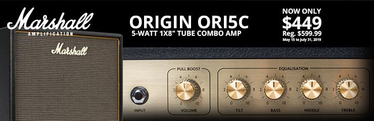 Marshall Origin ORI5C - Special Pricing!