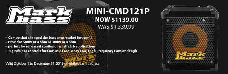 Markbass Mini CMD121 Promo