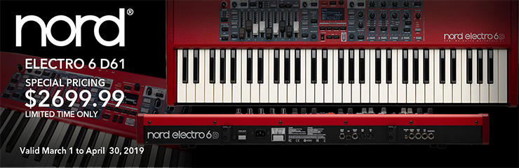Nord Electro 6 D61