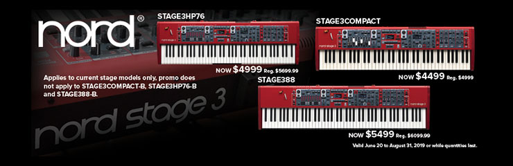Nord Stage3 - Price Drop