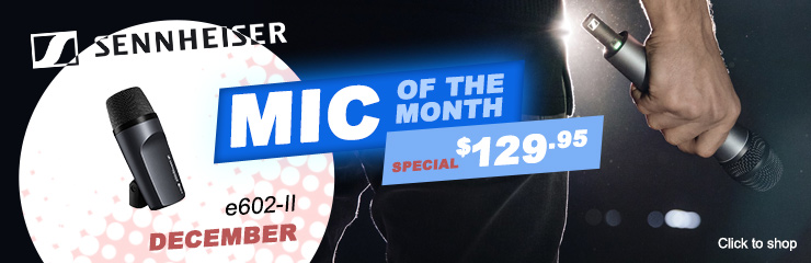 December Mic of the Month