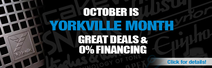 October is Yorkville Month