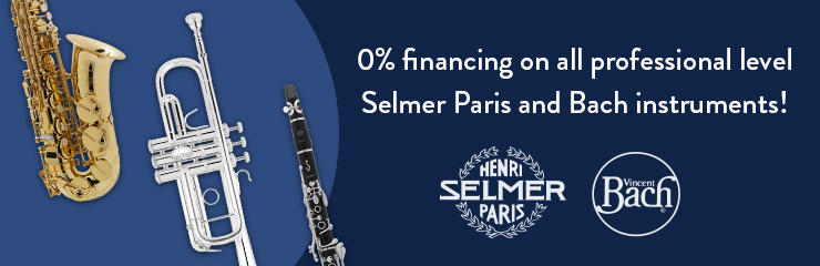 Selmer Paris and Bach Promo!