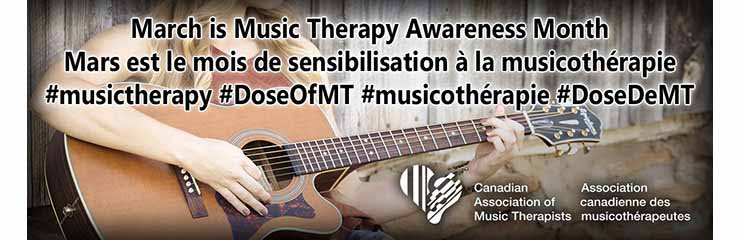 Music Therapy Awareness Month