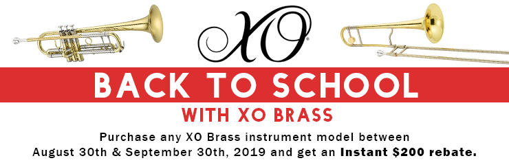 XO Back to School Rebate