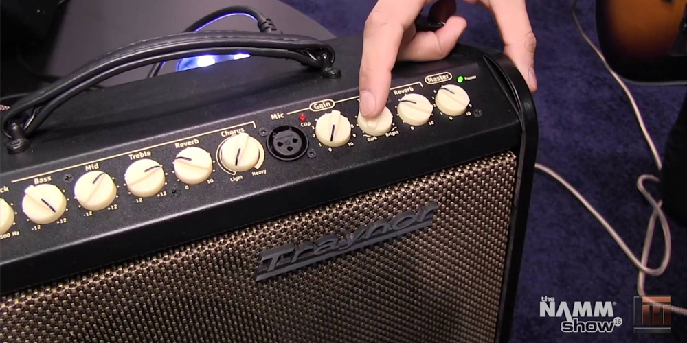 NAMM 2016: New Guitar, Bass, and Drum Amps for Stage, Studio, and Home