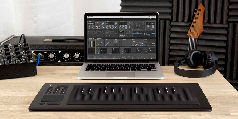 NAMM 2016: Keyboards and Bluetooth Controllers from ROLI, iRig, and Alesis