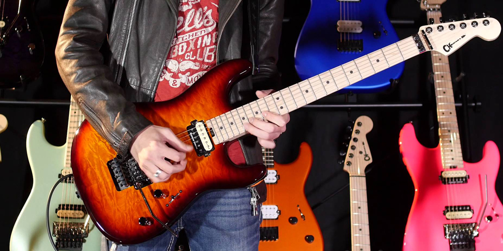 NAMM 2016: Charvel and Jackson Guitars