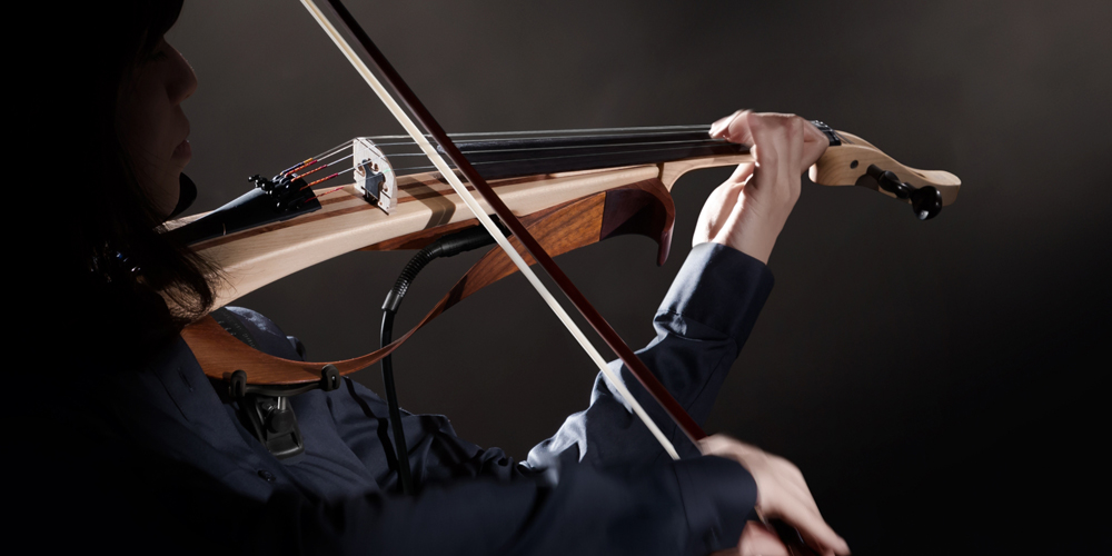 NAMM 2016: Yamaha Electric Violins, Brass, and Winds