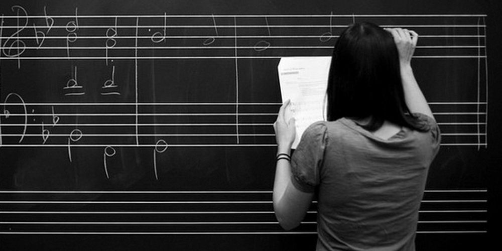 Teaching Music to the Blind