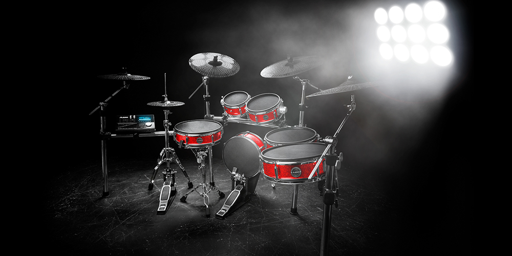 NAMM 2016: New E-Drums from Alesis