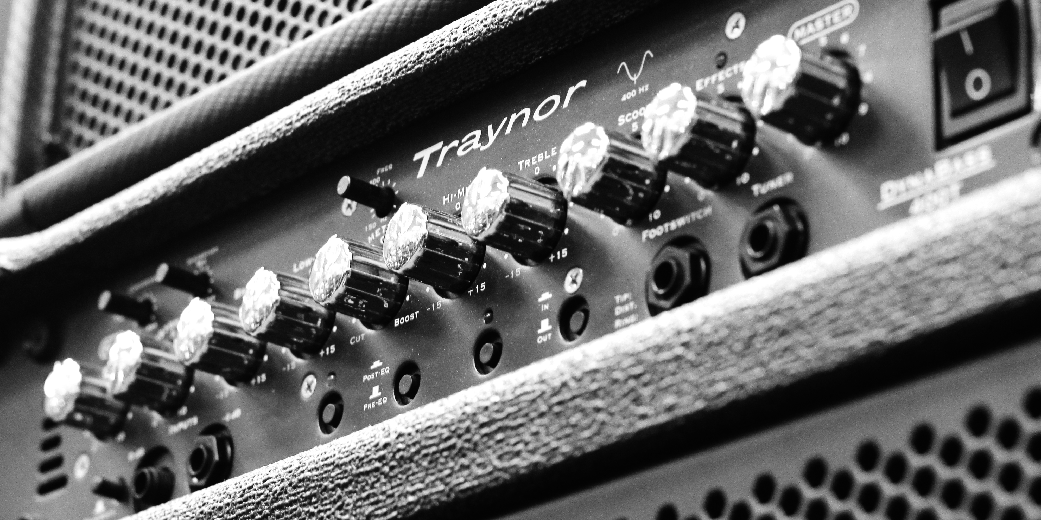 All About Bass Amps