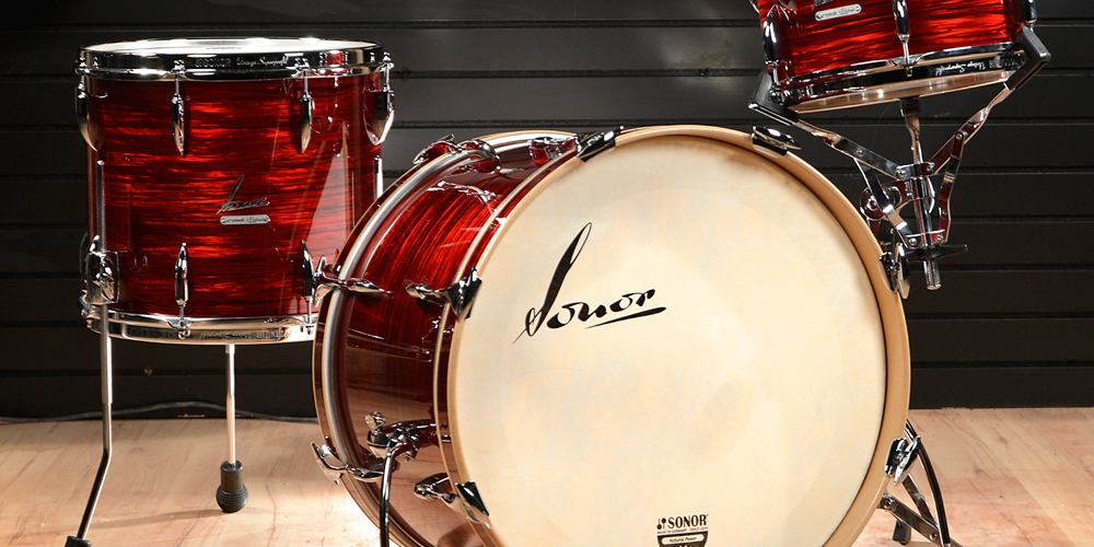 NAMM 2016: Sonor Drums