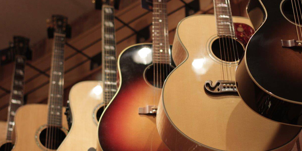 Acoustic Guitars 101