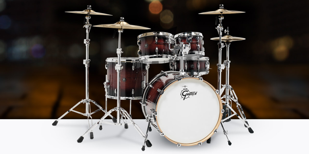 NAMM 2016: Gretsch Drums - New Kits and Snares