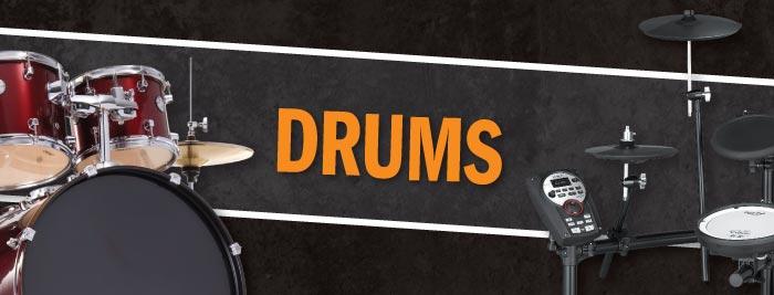drums drum store canada drum heads sticks accessories. Black Bedroom Furniture Sets. Home Design Ideas