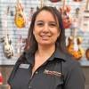 Paula Morales - coordinator of the music lessons in Calgary